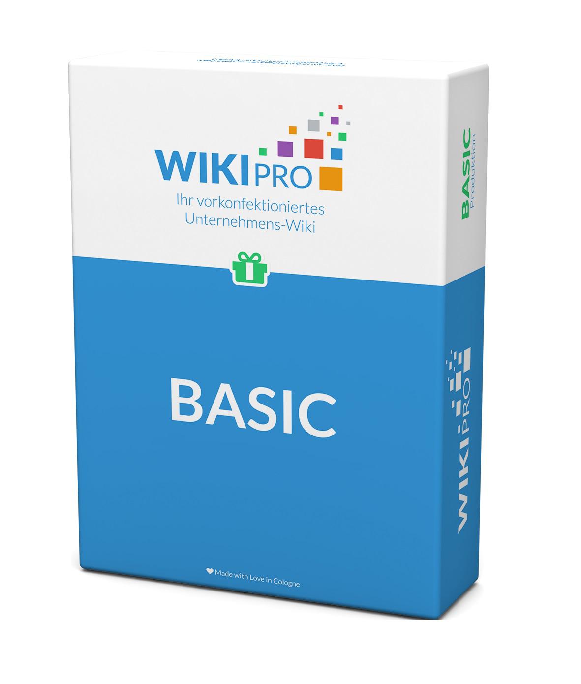 WIKIpro Basic