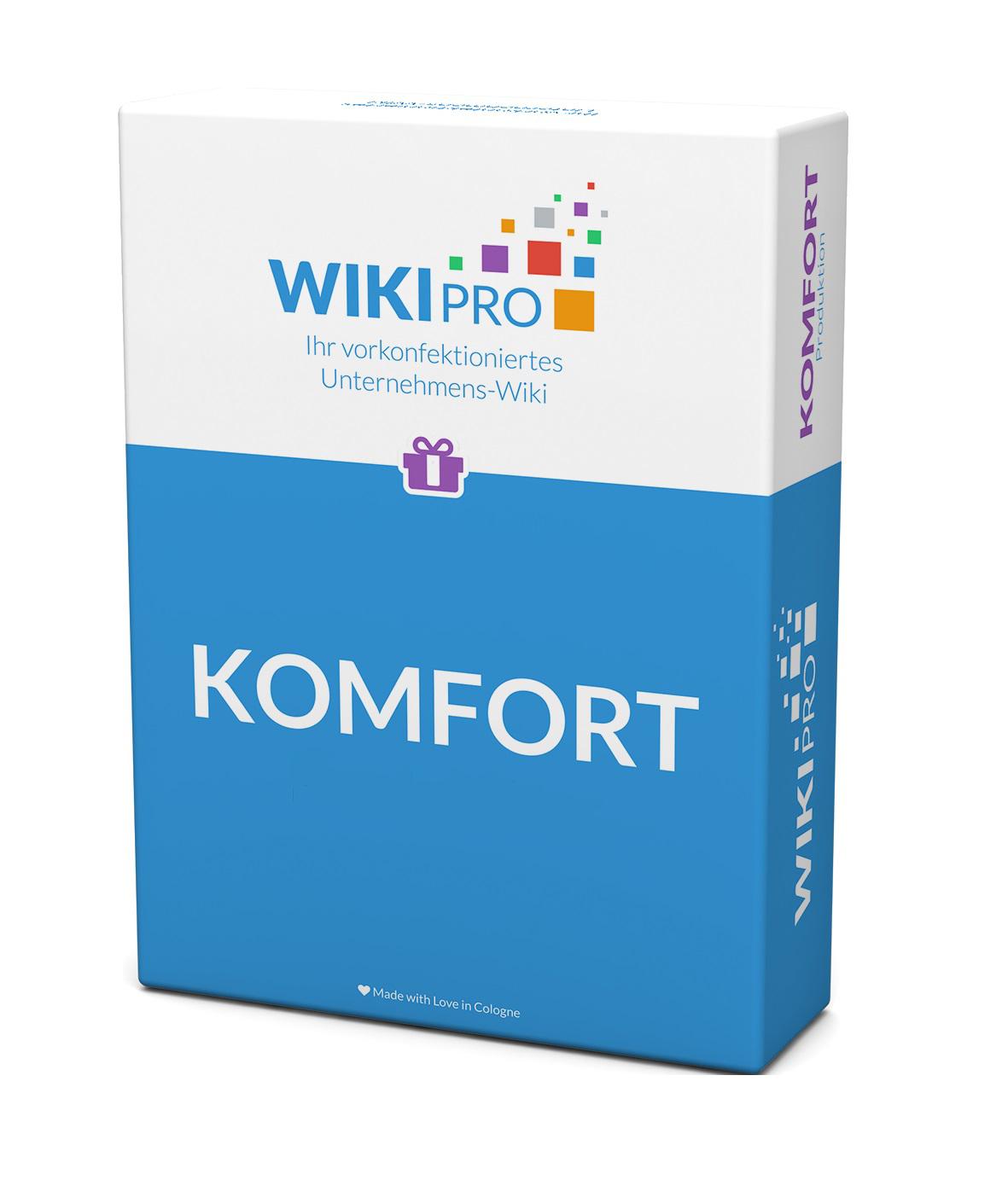 WIKIpro Komfort
